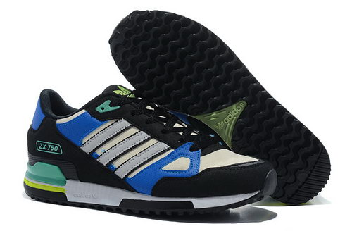 Adidas Zx 750 Mens Black Blue Coupon Code